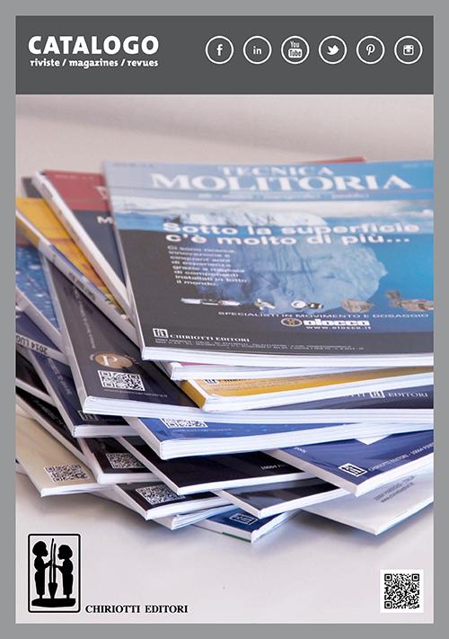Catalogo riviste 2015